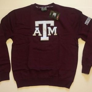 Texas A&M Aggies Fleece Pullover Sweatshirt